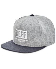 Neff Men's New World Nephew Cap
