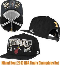 Hat Miami Heat 2013 NBA Finals Champions