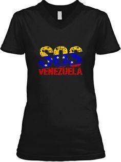 SOS Venezuela - Muestra Tu Apoyo