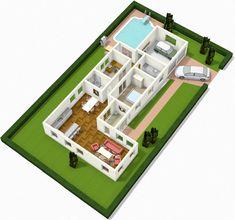 Floorplanner   Faça você mesmo a planta da sua casa