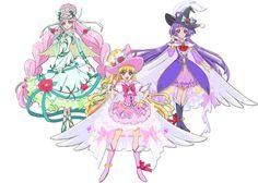 Maho Girls Precure Over The Rainbow!!!