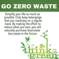 We at #GreenoBag believe in #ZeroWaste. Do you?