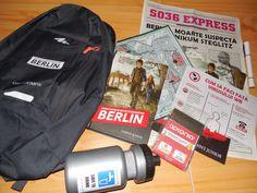 Iată kit-ul nostru de surpravieţuire în Berlin!