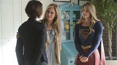 Supergirl - 'Livewire' S01/E04