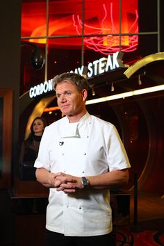 Gordon Ramsay Officially Opens Steakhouse at Paris | Las Vegas Blog.  Our son has eaten here a few times this summer and says it's amazing.  Gotta check this out.