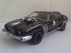 Mad Max Enemy Car