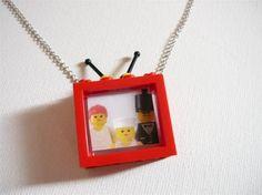 DiY Awesome LEGO Jewelry