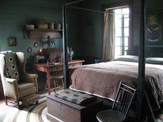 I love this prim bedroom