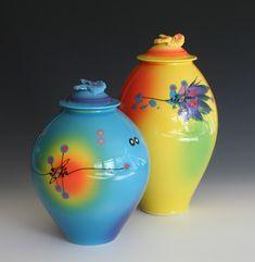 Ceramics by Richard Godfrey at Studiopottery.co.uk - Produced in 2007.