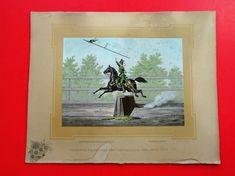 Lithographie Pferde Horse kuk Monarchie Equitationsbilder Krapek Slowenien 3 Horses, Baseball Cards, Ebay, Paper, Painting, Art, Slovenia, Art Print, Craft Art