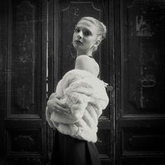Maria Rita Chiara - Vintage portrait.