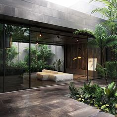 6 Enthusiastic Clever Hacks: Natural Home Decor Rustic Powder Rooms natural home decor modern architecture.Natural Home Decor Boho Chic Style Inspiration natural home decor modern wall art.Natural Home Decor Living Room Floors. Architecture Design, Modern Architecture House, Modern House Design, Modern Glass House, Asian Architecture, Tropical Architecture, Architecture Interiors, Garden Architecture, Building Architecture