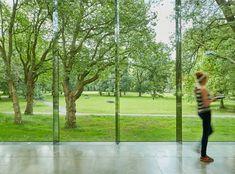 Muma The Whitworth University of Manchester RIBA Whitworth Gallery, University Of Manchester, Stirling, North Yorkshire, The Expanse, Building Design, New Art, Landscape Design, Art Gallery