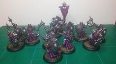 Precursor Knights + UA
