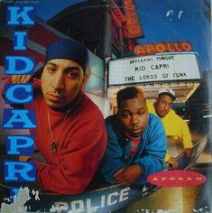 Kid Capri, Radio Shop, Music Album Covers, Mixtape, Shout Out, Good Music, Hip Hop, Kids, Young Children