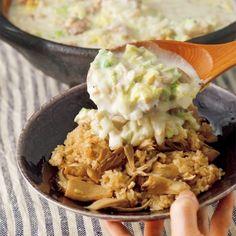 鍋もので残った白菜を活用♪気楽なクリーム煮です。