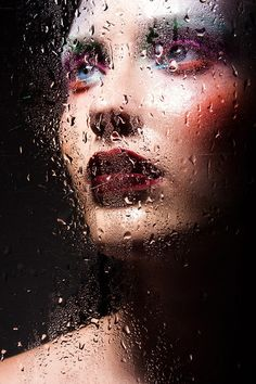 Rain by Serge Sarkisoff, via Behance
