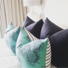 Design Team Fabrics - Pin Cushion Protea
