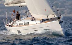 New Hanse 455 www.jk3hanse.com #sailing #yachts