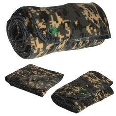 Custom Digital Camo Fleece Blanket Item #OD320 (Min Qty: 12). Decorate your Promotional Blankets with your business logo and with no setup fees.