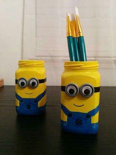 Minion Jars
