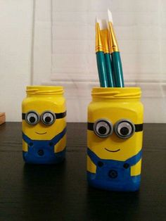 Decoration Boite Minion A Realiser