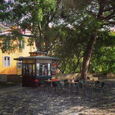 Portugal Lisbon #kiosk Castelo de Sao Jorge