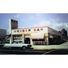 Wonder Bar Asbury Park New Jersey Archive Picture found on Polyvore