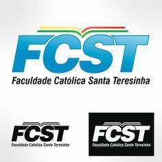 Marca Faculdade Católica Santa Teresinha - Caicó/RN (Escolhida através de concurso pela instituição)