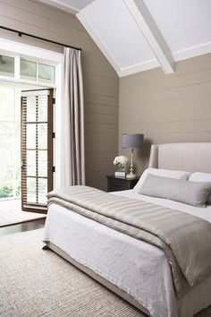 Neutral pallette. traditional bedroom by Linda McDougald Design   Postcard from Paris Home