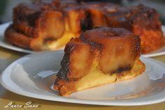Tort de mere cu zahar ars | Retete culinare cu Laura Sava