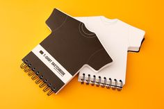 Obsessed with Tees and love to Sketch...get a T-Shirt Sketchbook by Burak Kaynak, via Behance