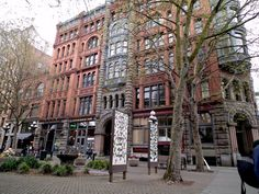 Pioneer Square Seattle Pioneer Square Seattle, Seattle Times, Washington State, Pacific Northwest, Grunge, Street View, Usa, Places, Pictures