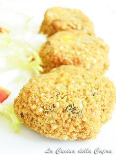 crocchette quinoa