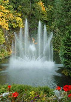 Portland Oregon Fall Had Wallpaper Butchart Gardens Victoria B C I Acutally Visited Here