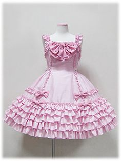 Angel-like pretty elegant satin jumper skirt with ruffles Baby Girl Party Dresses, Little Girl Dresses, Baby Dress, Girls Dresses, Flower Girl Dresses, Frock Patterns, Baby Girl Dress Patterns, Frock Fashion, Lolita Fashion