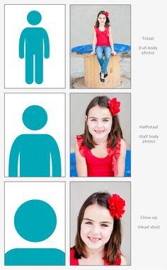 Uitsnede bij portretfotografie