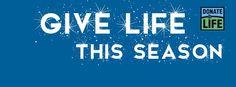 Give life this season
