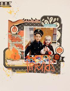 design by diana: More Halloween, a winner & an event
