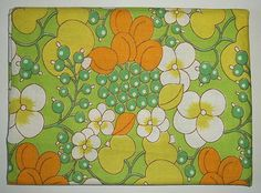 Vintage-Russian-Fabric-100-Cotton-sateen-USSR-New-Old-Stock-NOS-31x96