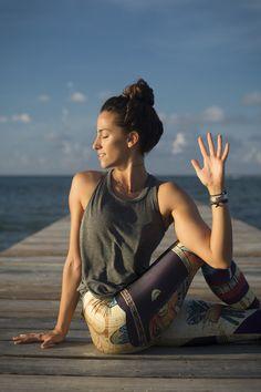 Cayman Islands Yoga Photographer