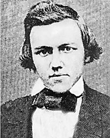 Chess prodigy Paul Morphy became a world chess champion at 21, then retired from public play shortly after his victory.