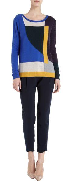 O'2nd Colorblock Sweater