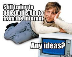 Bill Gates just updated his AMA with this picture..