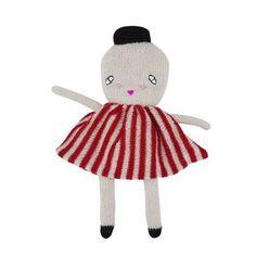 Little Friends doll - Miss White - Luckyboysunday