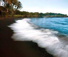 Punalu'u Beach, Hawaii - World's Strangest Beaches   Travel + Leisure