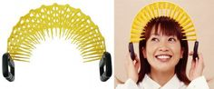 Kenzan Japanese Head Massager - A spiky new way to diffuse your tension!