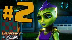 Ratchet & Clank ITA #2 - Ratchet Gara su Hoverboard - PS4 Xbox One Pc