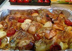 Különleges sütőben sült csirkecombok | Manci Szabó receptje - Cookpad receptek