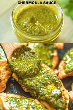 Chermoula Sauce is easily one of the most flavorful and versatile sauces out there. Made with simple ingredients, this wonder-sauce can be used in so many recipes. I use it to marinate meat and fish, and I like to add a spoonful to roasted vegetables and soup. FOLLOW Cooktoria for more deliciousness! #chermoula #sauce #morrocan #easyrecipe #whole30 #keto #ketosis #ketorecipe